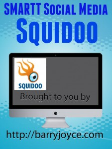 Make money online with Squidoo