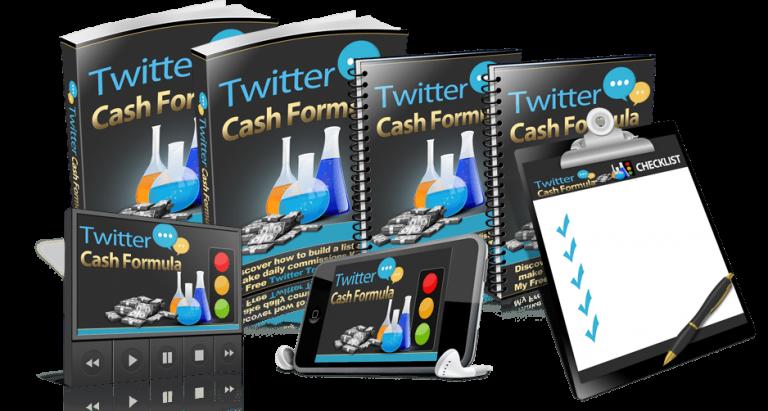 Twitter Cash Formula