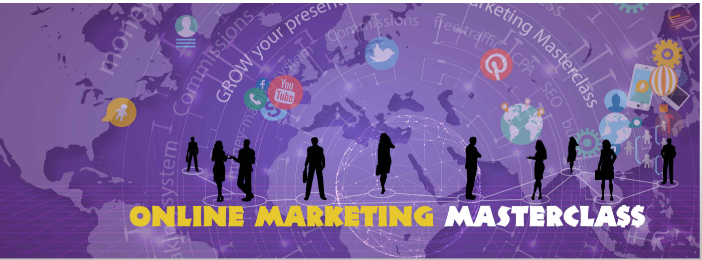 Online Marketing Masterclass