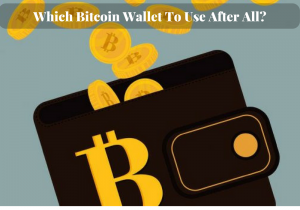 Safely Storing Your Bitcoin In A Bitcoin Wallet